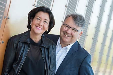 Karin und Hans-Jürgen Distler