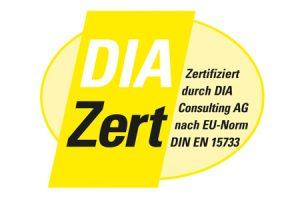 Distler Immobilien - Offiziell DIA zertifiziert