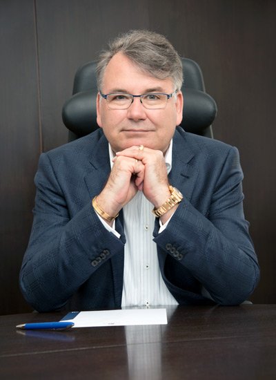 Distler Immobilien - Gründer und Inhaber Hans-Jürgen Distler
